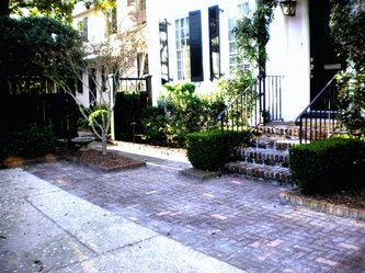 Portfolio home grown landscaping horticulture services for Landscaping rocks charleston sc